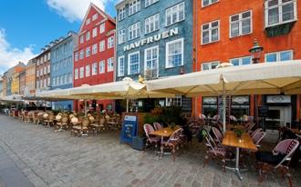 אוכל בקופנהגן