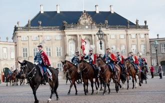 ארמונות בקופנהגן